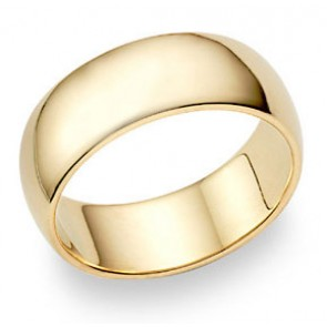 Men Gold Wedding Bands Classic Wedding Band Rings Tungsten Wedding